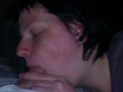 Deepthroat Blowjob with cum swallowing