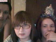 Russian Cam Girls Show
