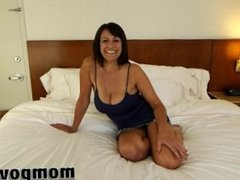 Big tits milf back for round #2
