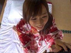 【JAPANESE KIMONO FUCK】Love x2 Travel