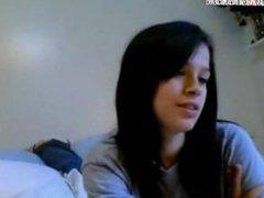 Amateur Webcam Girl Show