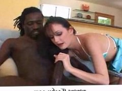 Black Cock Slut not in Church