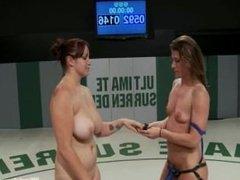 SN - Ariel X vs. Bella Rossi