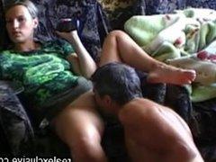 Licking my Girlfriend Iris to an orgasm