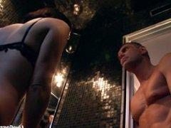LiveGonzo Bobbi Starr Hot Brunette Does Anal For Fun