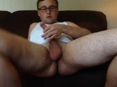 18 year old boy strips down