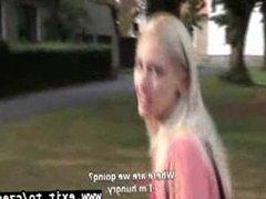 Home porn Czech Next Door Blonde Uma