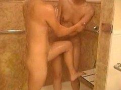 Nikki Park and Julie Baek Shower