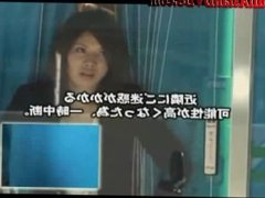 Crazy Japanese Window Fucking Part 2