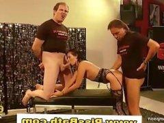 Fetish slut fuck and piss drench