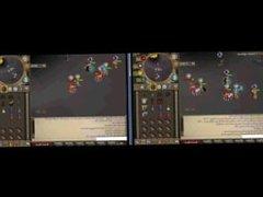 Rapidz takes on 2 guys at the same time.