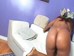 Big juice booty anal ebony Sinnamon Love
