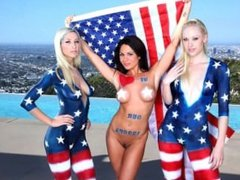 Kirsten Price - Where The Stars And Strips And Eagle Fly