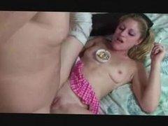 blonde teen smoking sex