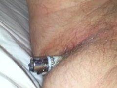 masturbating n teasing my arse 4 my gf