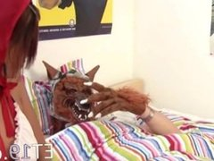 fairy tale of sexual Riding Hood