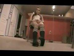 sasha grey lick her feet