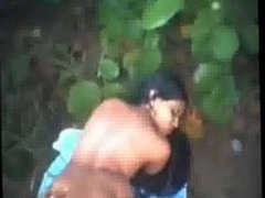horny indian woman fucked hard outdoor