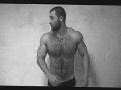 Zalom (aka Yuri) str8 guy - very cute & hairy (non sex)
