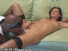 Wife Wants To Be A Slut For Voyeur Hubby