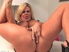 Sophia Rossi Masturbating