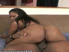 Bustillicious Beautiful Black Babe Shai Sizzling Sex With Big Black Boner