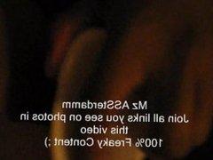 Mz ASSterdamm 1st WET Dildo Solo