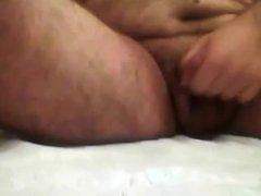 guy with tiny penis tries to masturbate