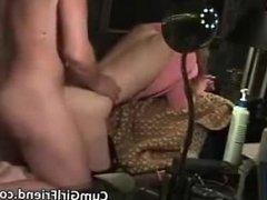 Hot nasty sexy body babe gets jizzed part3