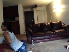 Kinky Fuck Caught On Cam