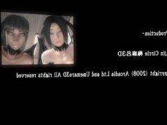Umemaro 3D 9 Twin Succubus Part 3