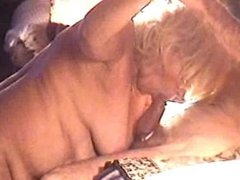 DARBY SUCKING MY COCK ON HIDDENCAM THAT NEIGHBOR HAS OUTSIDE WINDOW