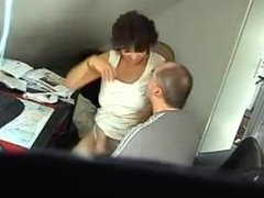 Hidden Office Cam