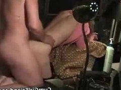 Hot nasty sexy body babe gets jizzed part5