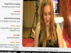 Webcam Chat 2: talking dirty, girls get horny n wet  webcams porn videos se