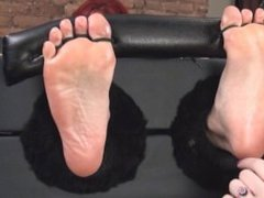 solely soles Andrea foot worship