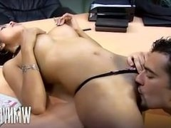 Anal With Hot Asian Babe