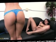 Sexy Latina takes a huge strap-on sexchat Latin  live web cam sex web cam t