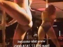 Garotas gostosas no pole dance www.disk-sexo.net 09117 7878 0065