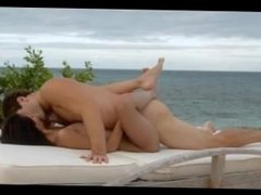 stunnigly hot lovers sex on the beach