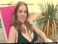 Big Titted BBW Redhead Sierra Gets A POV Porking sexchat bbw sexo chat sex