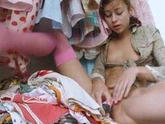 Natashas ass pleasure and fingering