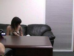 Job Interview Anal Fail
