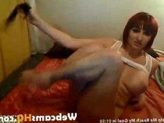 HOttest WEbcam Teen - Webcam Masturbation