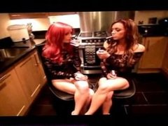 Short clip of smoking fetish girls - SMOKING FETISH -