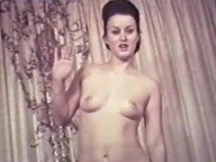 Softcore Nudes 598 1960's - Scene 10