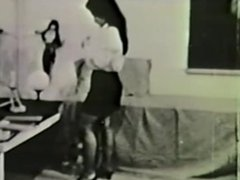 Softcore Nudes 654 1960's - Scene 1
