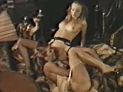 Solo Females, Nudes and Lesbians 30 1970's - Scene 6