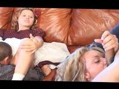 Marcia's Twat A XXX Brady Parody - Scene 4