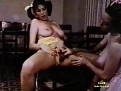 Solo Females, Nudes and Lesbians 29 1970's - Scene 1